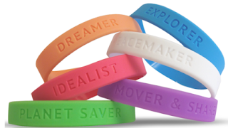 Free Good Doer Wristband