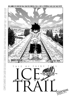 Fairy Tail Ice Trail 09 - Mangá - Português