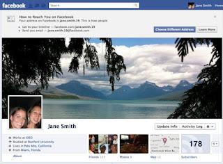 كيف اعمل فيس بوك ايميل شخصي