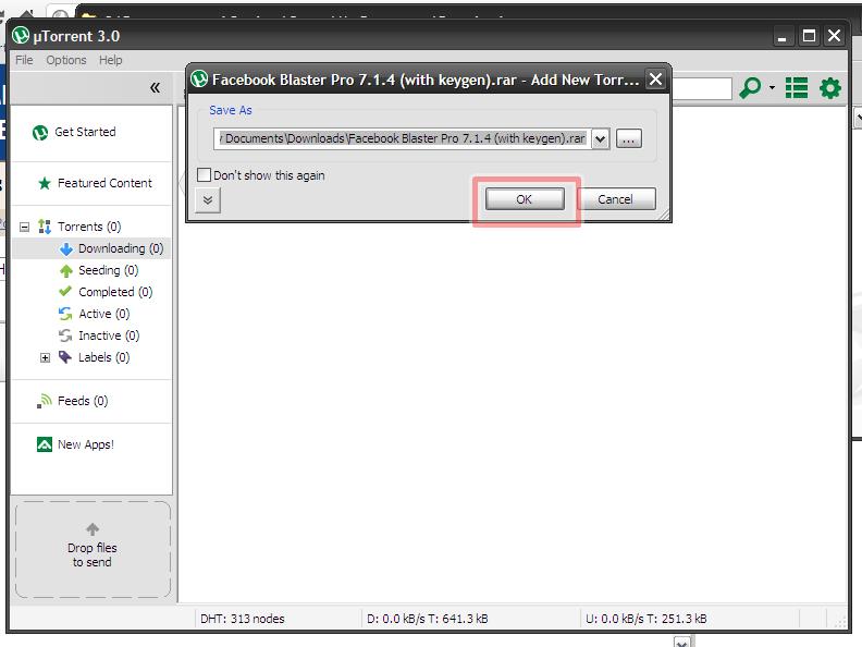 F Downloading Utorrent Means