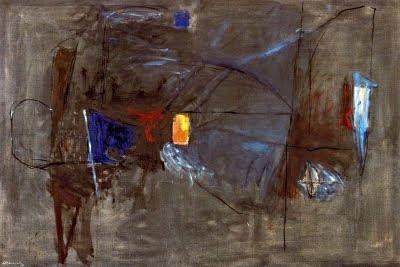 Camí de nit (Albert Ràfols-Casamada)