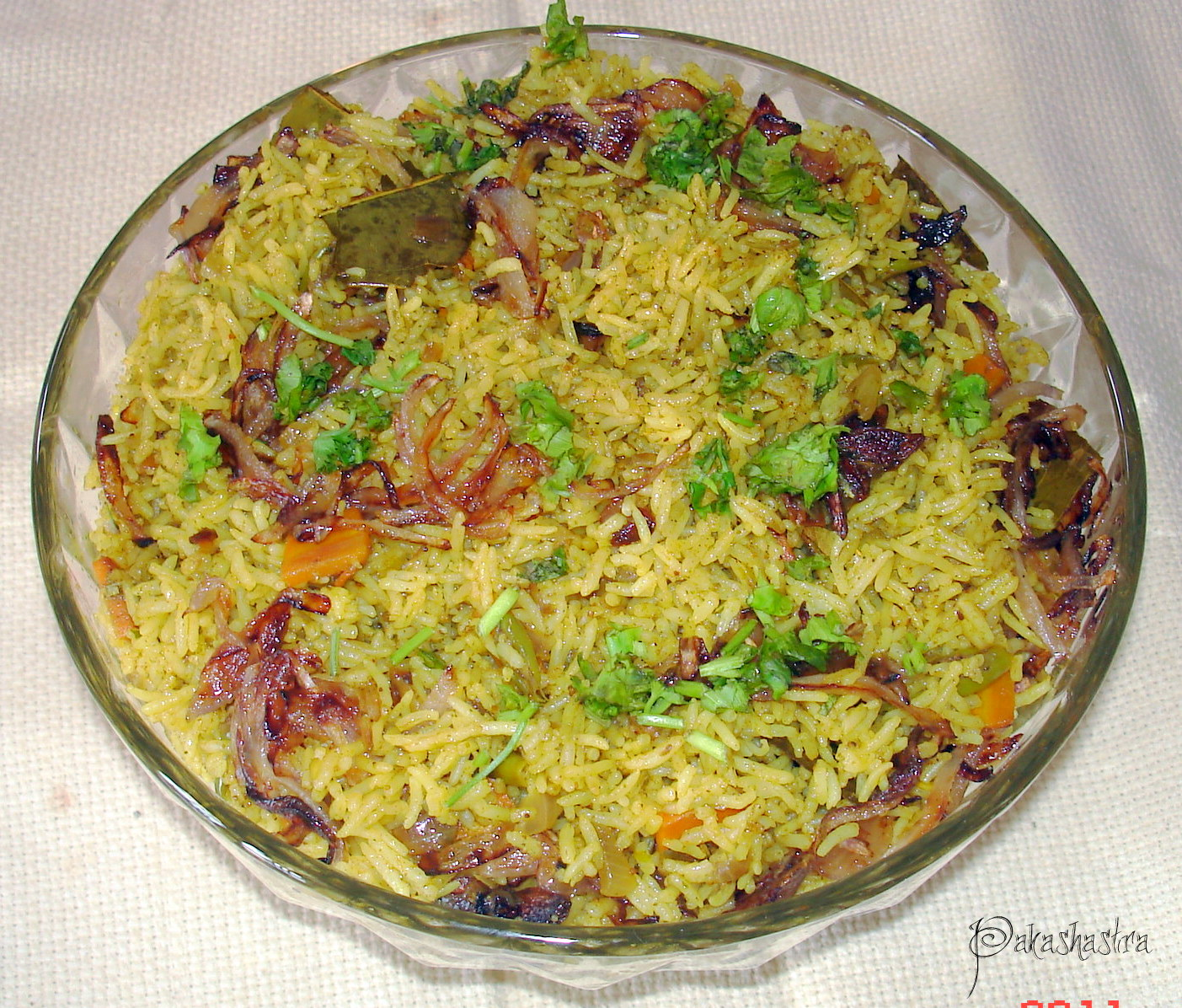 Vegetable Pulao Recipe — Dishmaps