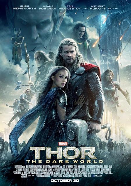Thor: Un Mundo Oscuro, estreno 2013