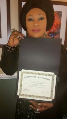eucharia anunobi award washington dc