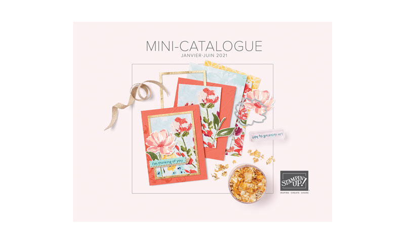 Mini-catalogue printemps été 2021