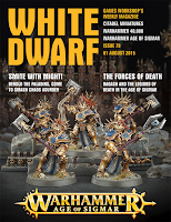 White Dwarf Weekly número 79 de julio