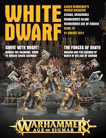 White Dwarf Weekly número 79 de julio