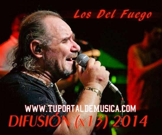 Los Del Fuego - Difusion (x13) (2014)