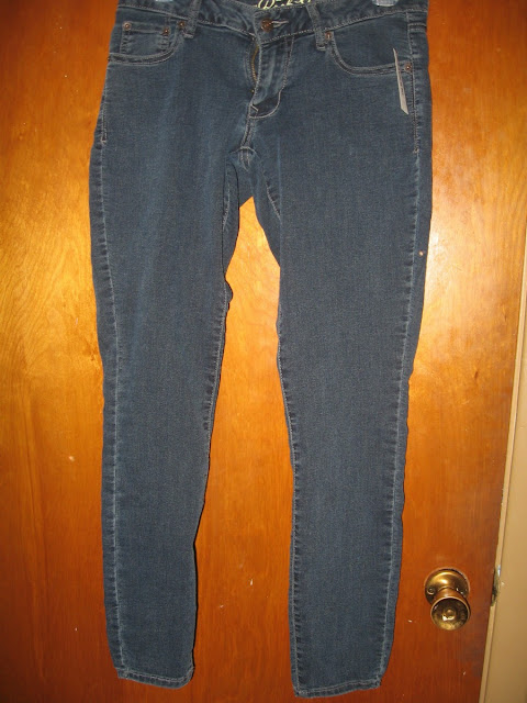 denim jegging old navy