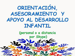 ORIENTACIÓN, ASESORAMIENTO Y APOYO AL DESARROLLO INFANTIL