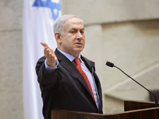 Netanyahu (foto Haaretz)