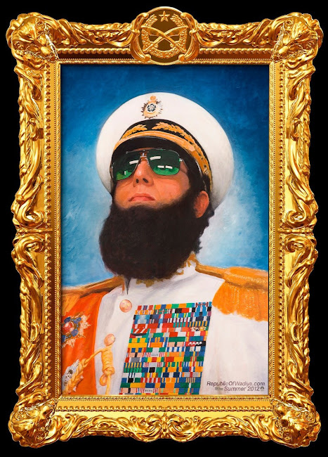 ตัวอย่างหนัง ซับไทย - The Dictator