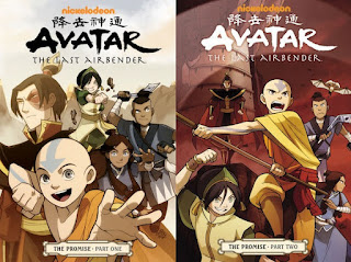 "the Armageddon: ""Avatar: The Last Airbender - The Promise"" Parts 1 & 2"