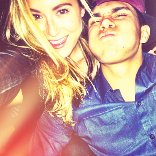 carlos pena jr and alexa vega dating Alexa penavega edit alexa vega is carlos pena jr's wife in real life they became engaged on september the 12, 2013 and married on january the 4th, 2014.