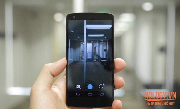 Điện thoại LG Vu 3 và Google Nexus 5.