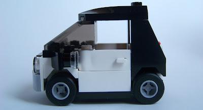 LEGO tiny car