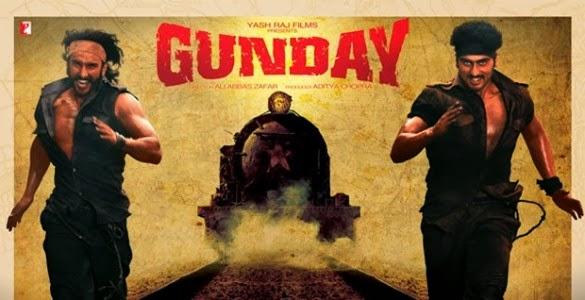 Gunday movie teaser featuring Ranveer and Arjun