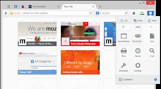 Cómo instalar la nueva interface de Firefox en Ubuntu, nuevo diseño firefox 25