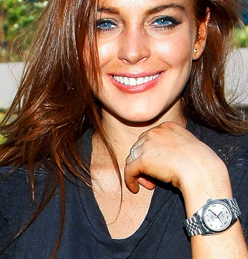 Watches For Women Celebrities