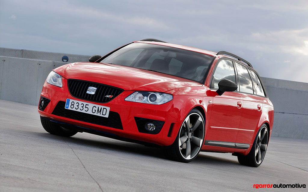 seat exeo st cupra images. Black Bedroom Furniture Sets. Home Design Ideas