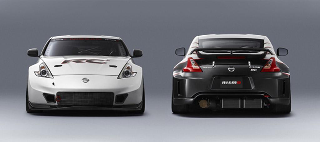 Davide458italia Nissan 370z Nismo Rc