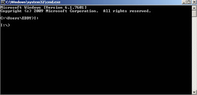 Data Flashdisk kena virus