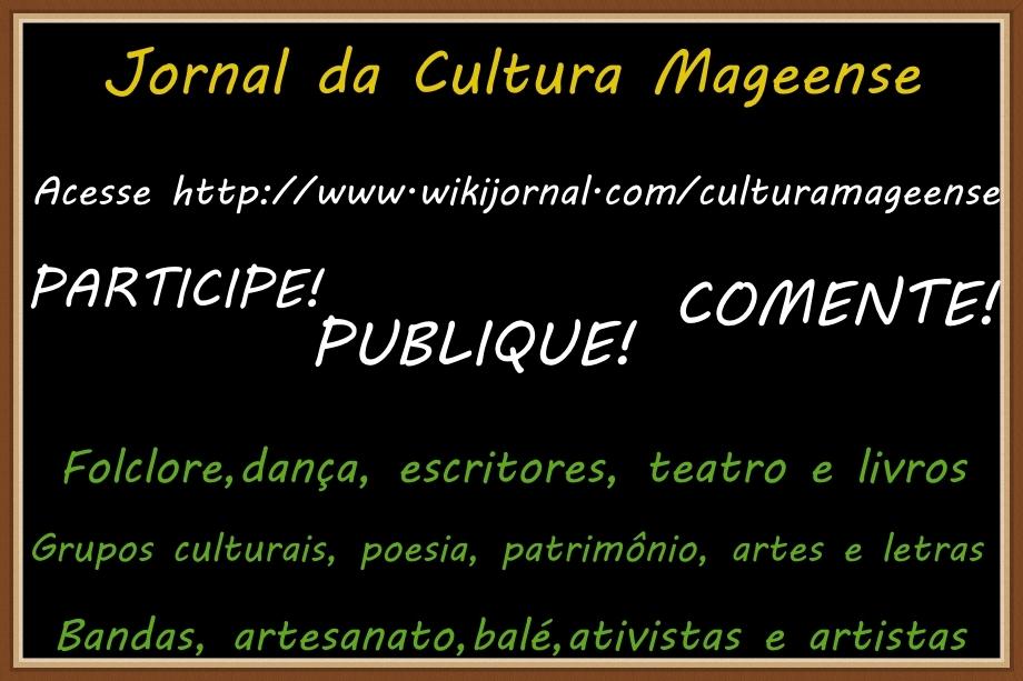 Jornal da Cultura Mageense