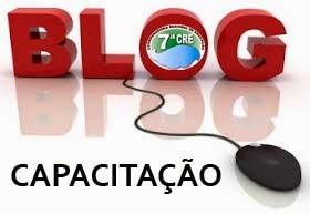 MANUAIS da Capacitação de Blog. Acessem: