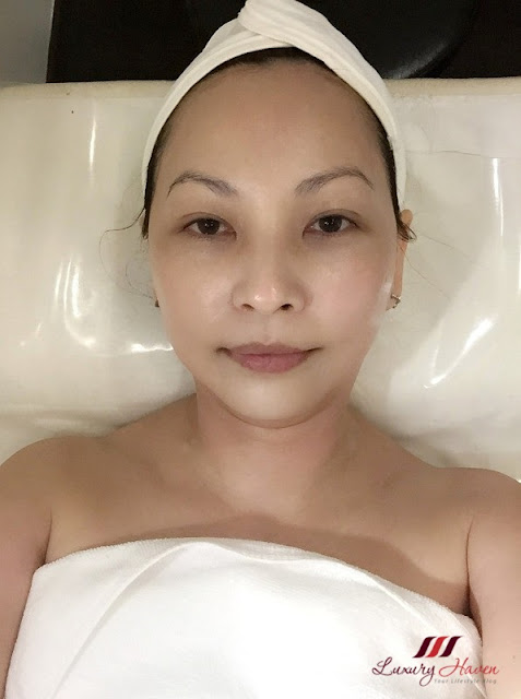 eha clinic venus viva diamond pola facial review