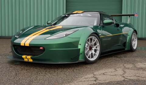 Lotus Evora GTC