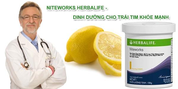 Niteworks Herbalife giá rẻ , Niteworks sức khỏe tim mạch