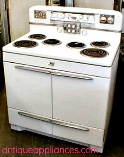Vintage Electric Stoves ~ Wednesday november
