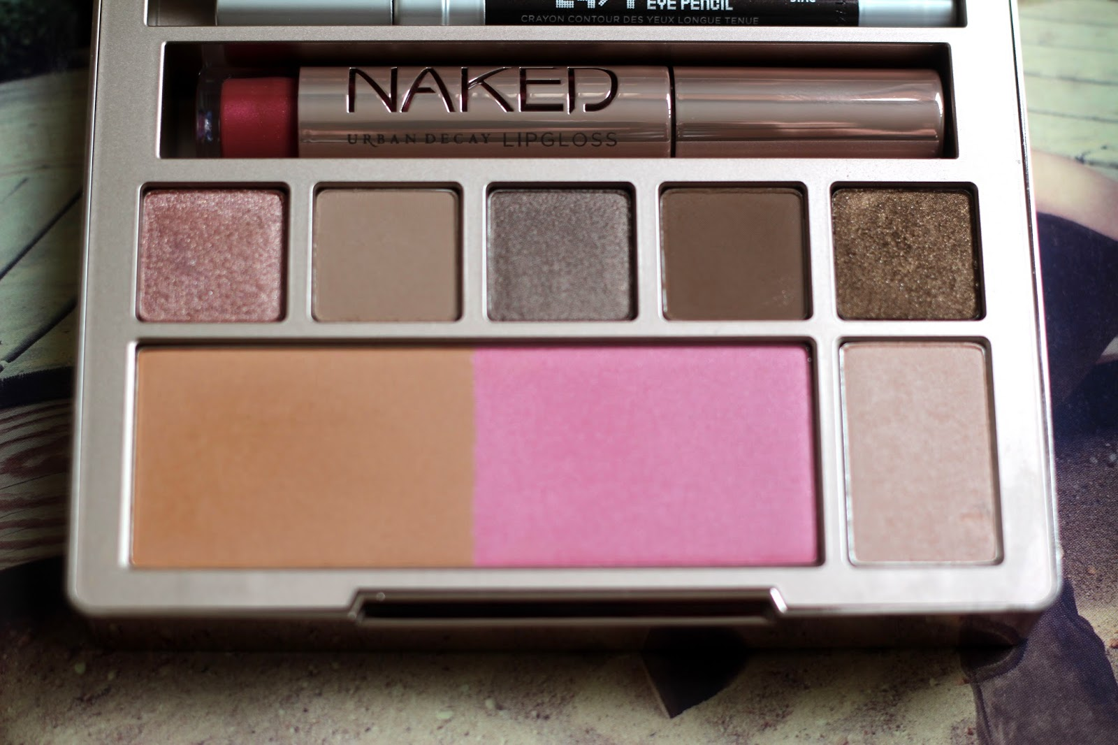 Urban Decay On the Run - Review, bbloggers, beauty, bloggers