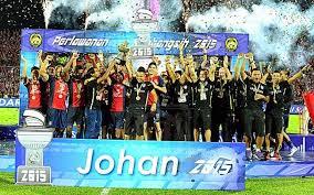 Juara Piala Sumbangsih 2015