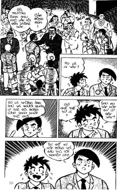 Jindodinho - Đường Dẫn Đến Khung Thành III Tập 26 page 30 Congtruyen24h