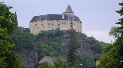 Castillo de Rosenburg en Austria - que visitar