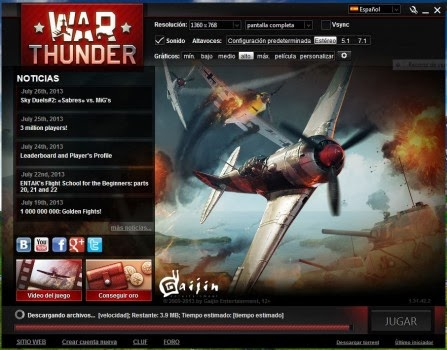 War Thunder - Analisis