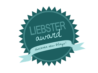 Premio liebster award!