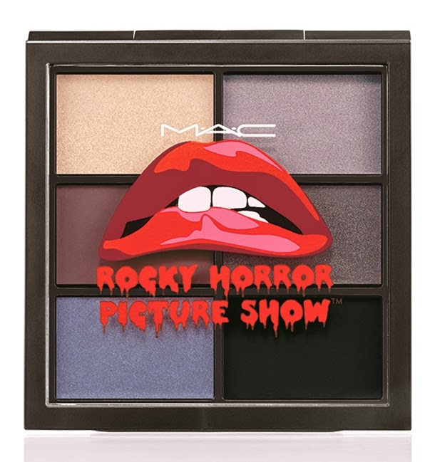 MAC Rocky Horror Picture Show Halloween 2014 Make Up Collection