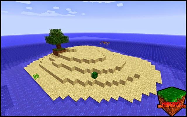 Better World Generation 4 mod isla náufrago