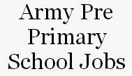 Army School Jobs