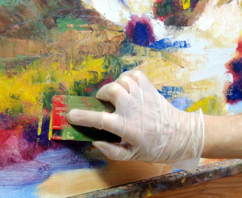 Art Talk - Julie Ford Oliver title=