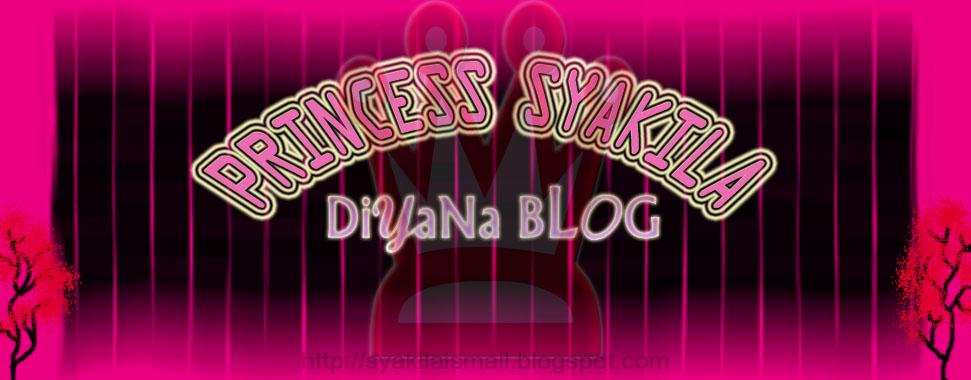 Princess Syakila Diyana