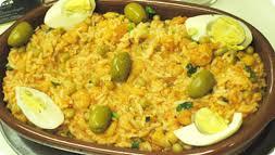 Receita de Farofão com arroz