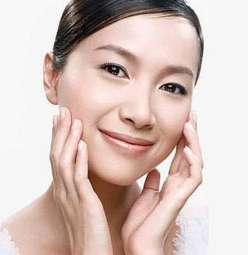 cantik, wanita cantik, wajah merona, make up, kulit putih, wanita korea