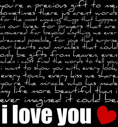 I Love You Long Quotes For Him : love you quotes Highests