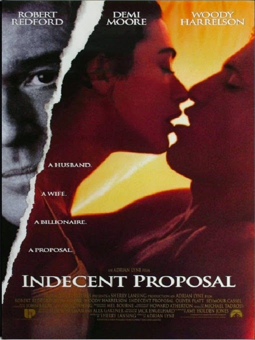 18 Indecent Proposal 1993 Brrip 720p X264 Dual Audio Hindi Rhkiks21blogspot: The Proposal Dual Audio At Gmaili.net