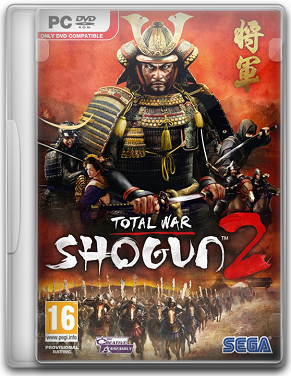 Capa Total War: Shogun 2   PC (Completo) + Crack