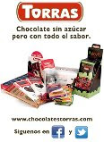 Chocolate sin azcar Torras