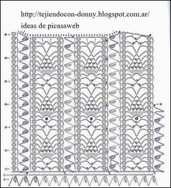Patrones gratis para chalecos - Imagui